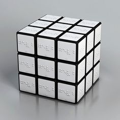 Rubiks Cube for the blind
