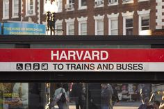 Harvard Square looking south from MBTA station | The Cambridge ...
