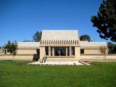 casa hollyhock | Casa Hollyhock (Hollyhock house) ~ Arquitectura asombrosa