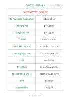 BLOG EDUKACYJNY DLA DZIECI: Język Angielski