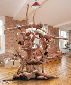 How many dancers does it take to change a lightbulb?