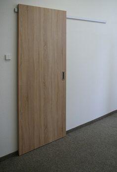 Posuvné dveře na stěnu | KASARD od roku 1996