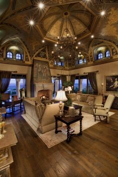 Villa Del Cielo - Gathering Room, Architecture by Paddle Creek Design, Interiors by LVI Design