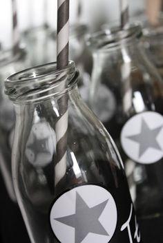 Star bottles