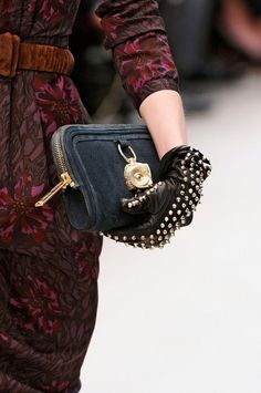 those leather gloves are MAJOR!
