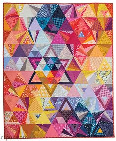 Quilting Is My Therapy - Behind the Stitches with Angela Walters by Angela Walters