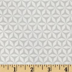 Michael Miller Rustique Shark Tooth Grey from @fabricdotcom%0A%0ADesigned by Emily Herrick for Michael Miller, this cotton print is perfect for quilting, apparel and home decor accents.  Colors include white and grey.