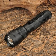 UltraFire WF-502B 930lm 5-Mode White Flashlight w/ Cree XM-L U2 - Black (1 x 18650). Note: We are currently unable to ship to addresses in HongKong, mainland of China.. Tags: #Lights #Lighting #Flashlights #LED #Flashlights #18650 #Flashlights