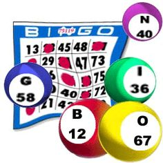 Tente a sua sorte, selecionando números aleatórios e jogar #onlinebingo