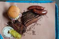 Food and Chef Photos: Chef Aaron Franklin of Franklin Barbecue - Austin, TX
