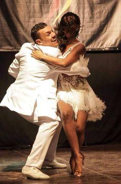 Latin Ballroom Samba