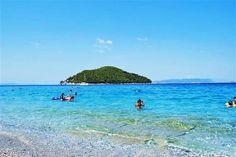 4. Milia Beach, Skopelos Skopelos Greece, Beautiful Islands, Around The Worlds, Crystals, Beach, Places, Water, Travel, Outdoor