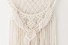 Macrame / Hiekkaleikkejä #macrame #makramee Knots, Crochet Top, Diy Crafts, Lifestyle, Ideas, Women, Fashion, Tall Clothing, We