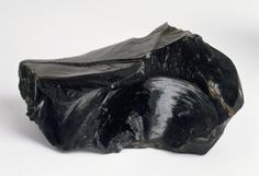 What You Need to Know About Igneous Rocks: Obsidian, an igneous rock that occurs whenever lava cools very quickly