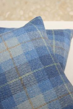 Hebridean Dunes Harris Tweed Cushion Large