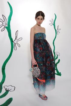 Tsumori Chisato Resort 2014 - Collection - Gallery - Style.com