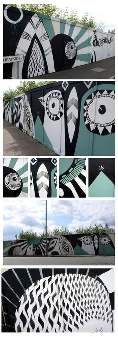 Abandoned Hoardings Revisited: LUCY McLauchlan: