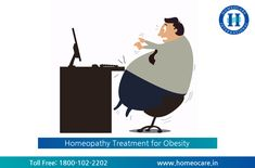 Obesity is the excess proportion of total body fat and has now become the serious concern to be think of. Increase in intake of processed and fat foods, decrease in the physical activity and exercise are the main causes of Obesity. Homeopathy can provide safest treatment bearing less pain for obesity. Homeocare International offers constitutional treatment for obesity and is based on treating the cause of disease.
