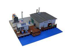 lego warehouse   warehouses