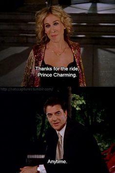 My favorite episode. The season finale of season 4. I Heart New York!