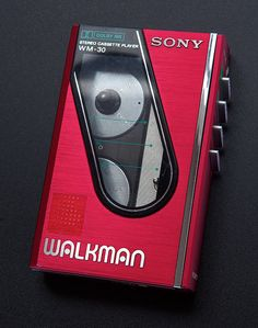 SONY WM- Walkman Archive