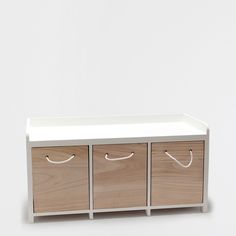 Image 1 of the product STOOL WITH DRAWERS