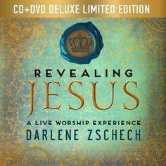 Amazon.com: Revealing Jesus (CD/DVD): Darlene Zschech: Music