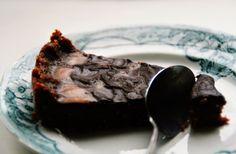 Evelinas Ekologiska: Himmelsk Chokladkaka! Glutenfri/No-Bake/Vegan!
