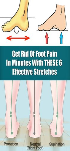Pain Remedies Get Rid Of Foot Pain In Minutes With These 6 Effective Stretches! Health Tips For Women, Health Advice, Health And Beauty, Health And Wellness, Health Care, Health Fitness, Holistic Wellness, Arthritis, Foot Pain