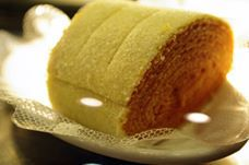 """I'm dreaming of a generous slice of cake """"Bolo de Rolo"""". It's guava cake on a roll, from Pernambuco, northeastern Brazil. It's delicious!"""