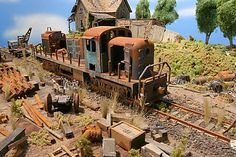 "Railroad Line Forums - The Gallery: Jan '11 ""Show Us Your Weathering"""