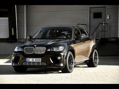 2009 AC Schnitzer BMW X6 Falcon