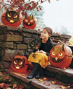 pumpkin masks martha stewart