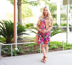 a5b300671c Katelyn Jones looks adorable in her BSB dress! Maternity Boutique