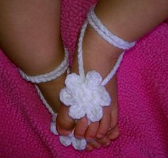 free patterns for crochet barefoot sandals | Request a custom order and have something made just for you