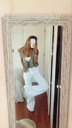 Summer Outfit For Teen Girls, Cute Summer Outfits, Cute Casual Outfits, Outfits For Teens, Spring Outfits, Outfit Goals, Look Cool, Everyday Outfits, Ideias Fashion