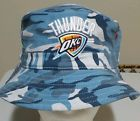 For Sale - Bucket Hat Oklahoma City Thunder Blue Camo Mitchell and Ness XL NEW - See More At http://sprtz.us/ThunderEBay