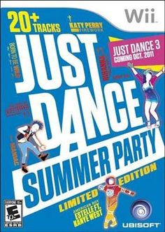 Just Dance Summer Party