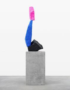 Fuck contemporary ART selection by oso parado - mentaltimetraveller: Ugo Rondinone black blue...