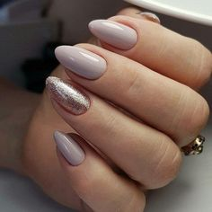 Are you looking for some pastel nail designs? Tired of glittering manicures? Don't worry, you've come to the right place, where you'll definitely get some of the ideas and inspiration you want. Gel Nails Shape, Cute Gel Nails, Love Nails, Bridal Nails, Wedding Nails, Gorgeous Nails, Pretty Nails, Super Nails, Pastel Nails
