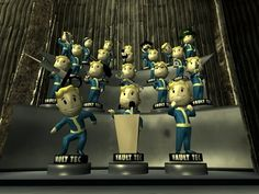 Fallout 3 Bobblehead Guide | GamesRadar