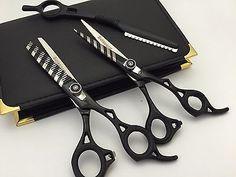 New Professional Hair Cutting Thinning Scissors Barber Shears Hairdressing+Razor