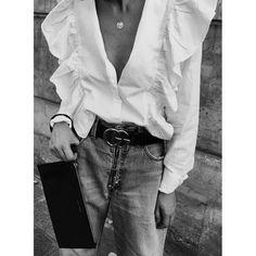 Pourquoi cette chemise à volants H&M fait le buzz ? | Glamour