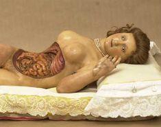 Morbid Anatomy: 19th C Anatomical Venus, Unknown Modeller and Workshop, Museu d'Història de la Medicina de Catalunya