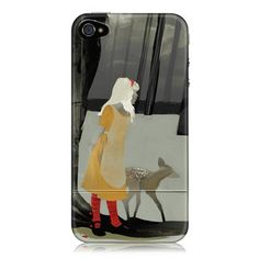 Alice iPhone 4 Case, $12, now featured on Fab.  @Porsche's Belli thought you may like this ;)