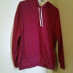 Hoodie Plum color very good condition like new Old Navy Other