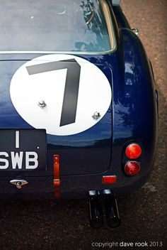 1961 #Ferrari 250 GT SWB #ClassicCar #QuirkyRides dot com