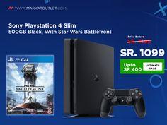 Buy Playstation, Normal Models, Saudi Arabia