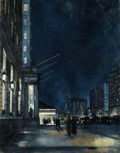 The Plaza - Bernard Lamotte