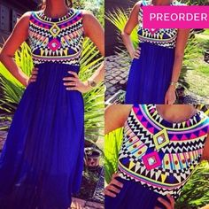 <3 If it comes in long… I love maxi dresses but I always need them in long because my legs are so long.